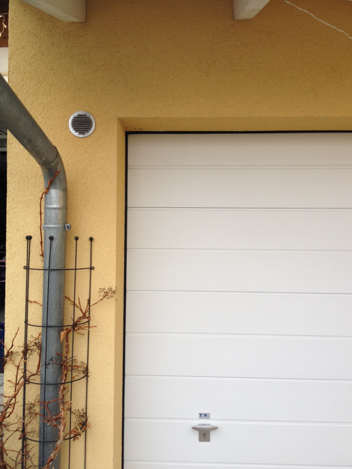Garagengitter Aluminium 3