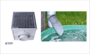 Regenwasserschacht kunststoff